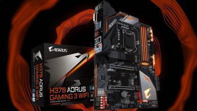 Test GIGABYTE H370 AORUS GAMING 3 WIFI. Tańsze chipsety Intel nadchodzą!