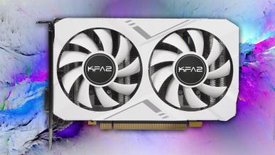 Test karty KFA2 GeForce RTX 2070 WHITE Mini (1-Click OC). Mały mocarz