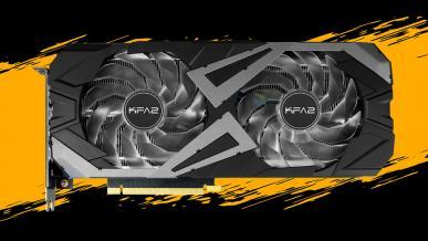 Test KFA2 GeForce RTX 3060 Ti EX (1-Click OC). Ampere po raz czwarty