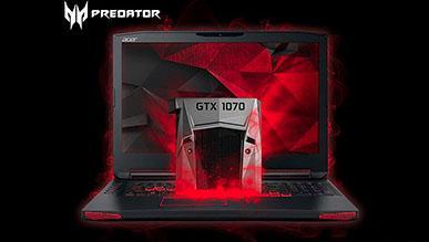 Test laptopa Acer Predator 17 (G9-793) - potwór z GTX 1070