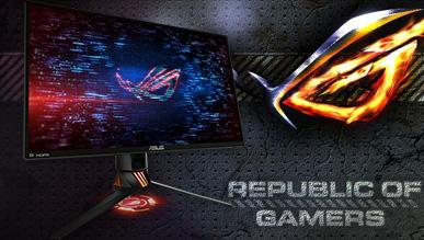 Test monitora Asus ROG PG258Q 240 Hz - Święty Graal fanów Counter-Strike
