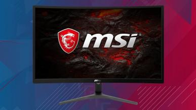 Test monitora MSI Optix G241VC - tani i dobry?