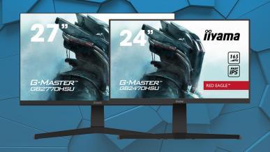 Test monitorów iiyama G-Master GB2470HSU-B1 i GB2770HSU-B1 Red Eagle. IPS szybki niczym TN?