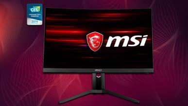 Test MSI Optix MAG271CQR - monitor VA QHD 144 Hz za niecałe 1900 zł