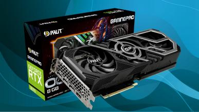 Test Palit GeForce RTX 3070 GamingPro OC. Mocno rozświetlony niereferent