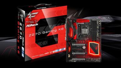 Test płyty głównej ASRock Fatal1ty Z270 Gaming K6