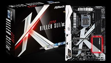 Test płyty głównej ASRock Z270 Killer SLI