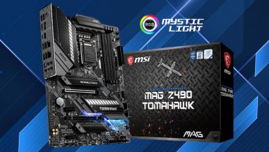 Test płyty głównej MSI MAG Z490 TOMAHAWK. (W miarę) tanio i wciąż dobrze?