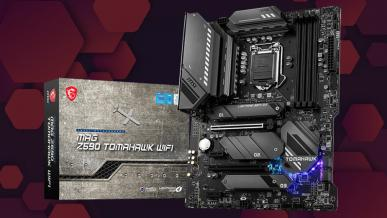 Test płyty głównej MSI MAG Z590 TOMAHAWK WIFI. Dobra podstawa dla Rocket Lake?