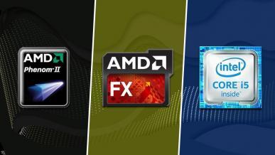 Test X4 955/X6 1075T vs FX-6350/8350 vs i5-2500K. Spotkanie po latach