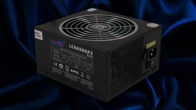 Test zasilacza LC-Power GP3 560 W. Niedrogie srebro z DC-DC
