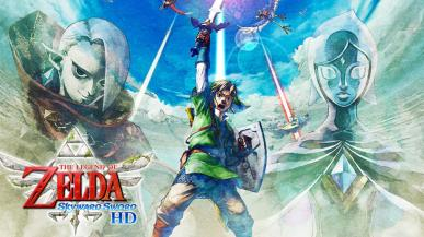 The Legend of Zelda: Skyward Sword HD - recenzje i oceny
