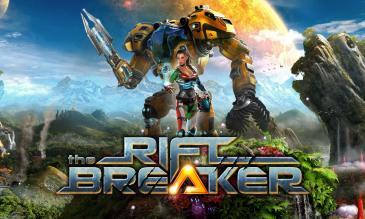 The Riftbreaker - kolejna polska gra radzi sobie świetnie na Steamie
