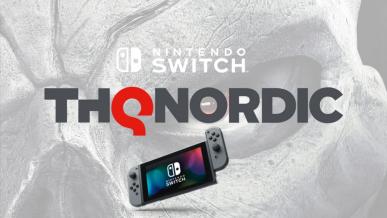 THQ Nordic trudno będzie robić gry na Switch; żałuje, że konsoli brak mocy