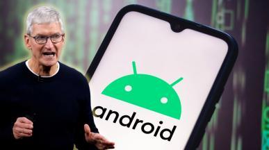 Tim Cook: Przez sideloading Android ma 47 razy więcej zagrożeń niż iOS
