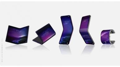 TLC szykuje pięć smartfonów z elastycznym ekranem