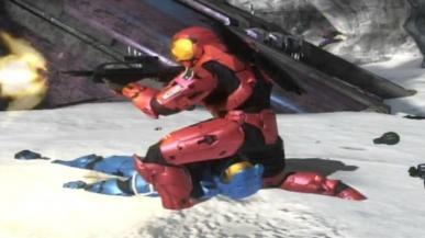 """Toksyczne boty """"teabaggują"""" graczy. Co się dzieje w multiplayerze Halo Infinite?"""