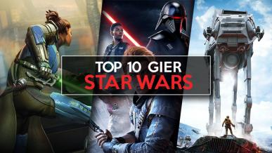 Top 10 gier Star Wars