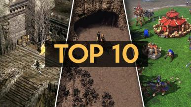 Top 10 gier tylko na PC