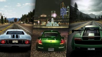 Top 10 - seria Need for Speed