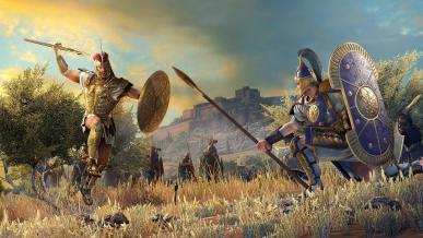 Total War Saga: Troy z ogromnym zainteresowaniem graczy, które zaskoczyło twórców