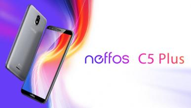 TP-Link Neffos C5 Plus. Smartfon z wyświetlaczem 18:9 i Androidem Go