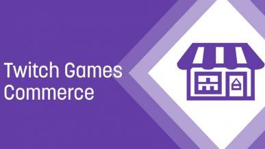 Twitch od teraz platformą sprzedaży gier