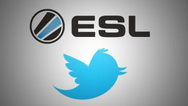 Twitter będzie transmitować rozgrywki esportowe