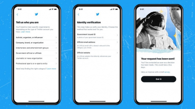 Twitter wznawia weryfikacje profili. Dotyczy to jednak wybranych grup