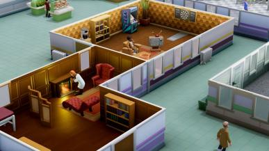 Two Point Hospital - nadchodzi duchowy spadkobierca Theme Hospital