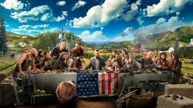 Ubisoft odniosło sukces - Far Cry 5 hitem sprzedaży