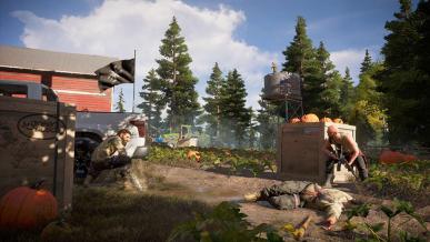 Ubisoft wyjawia wymagania sprzętowe Far Cry 5