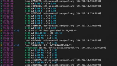 Udało się uruchomić wydobycie Ethereum na komputerach Apple z chipem M1 ARM