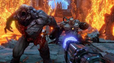 Ujawniono wymagania sprzętowe Doom Eternal dla minimum 60 fps
