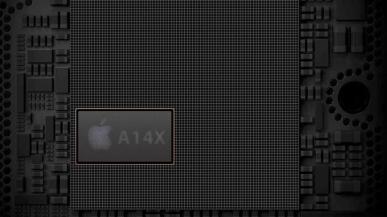 Układ Apple A14X Bionic ma oferować wydajność porównywalną z Intel Core i9-9880H