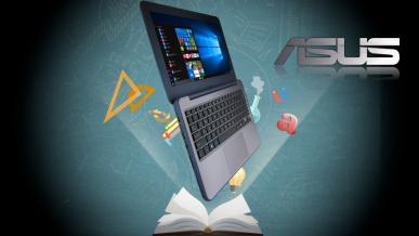 VivoBook W202 - pierwszy laptop Asusa z Windows 10 S