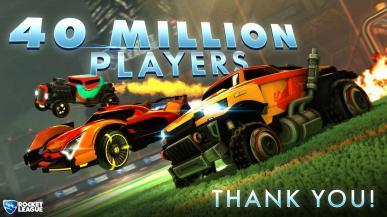 W Rocket League zagrało już ponad 40 mln graczy