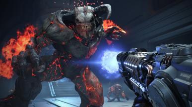 Wbrew obietnicom, Doom Eternal na Stadia nie będzie działać w prawdziwym 4K