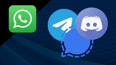 Co zamiast WhatsApp? Najlepsze komunikatory internetowe 2021 – TOP 5