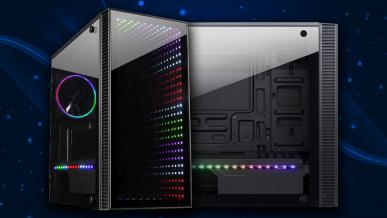 Wideo-recenzja obudowy Inter-Tech X608 - micro tower w RGB