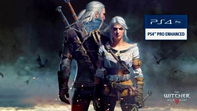 Wiedźmin w 4K na konsoli? Już za kilka dni na PS4 Pro