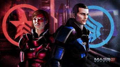Większość graczy Mass Effect wybierała ścieżkę idealisty