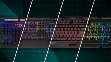 Wielki test klawiatur dla graczy – Corsair K70 RGB MK.2 Low Profile