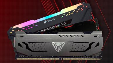 Wielki test najpopularniejszych zestawów pamięci RAM klasy 2666-3600 MHz