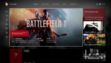 Wielkie zmiany w interfejsie Xbox One - nowe menu podręczne