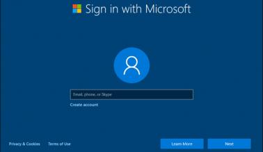 Windows 10 od teraz wymusza zakładanie kont online przy instalacji systemu