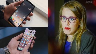 Wpadka Samsunga. Ambasadorka marki pozwana za korzystanie z... iPhone X