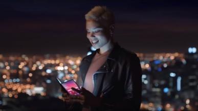 Wyciekł film promocyjny Samsunga z Galaxy S10 i składanym Galaxy F