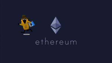Wykradziono Ethereum o wartości 34 mln USD