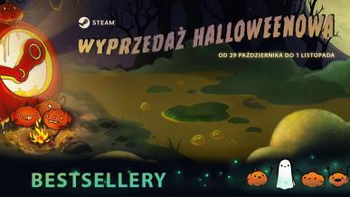 Wyprzedaż Halloweenowa na Steam. Duże przeceny (nie tylko na horrory)
